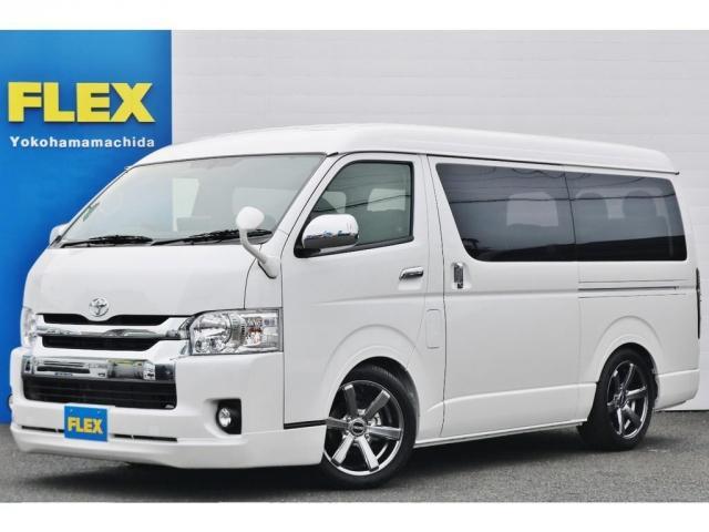 トヨタ 2.7 GL ロング ファインテックツアラー VIP セレク