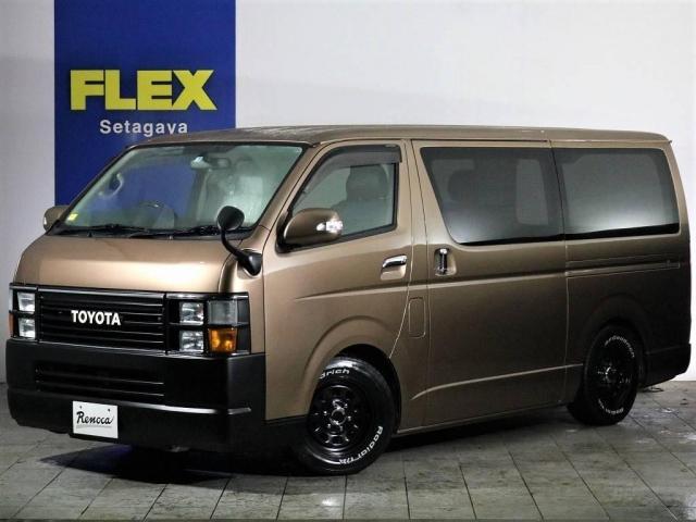 トヨタ S-GL Renoca by FLEX ベッドキット ナビ付