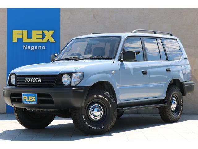トヨタ ランドクルーザープラド 3.0 TX-Ltd ディーゼルターボ 4WD サンルーフ