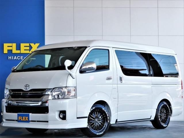 トヨタ 2.7 GL ロング ミドルルーフ 4WD バージョン1内装