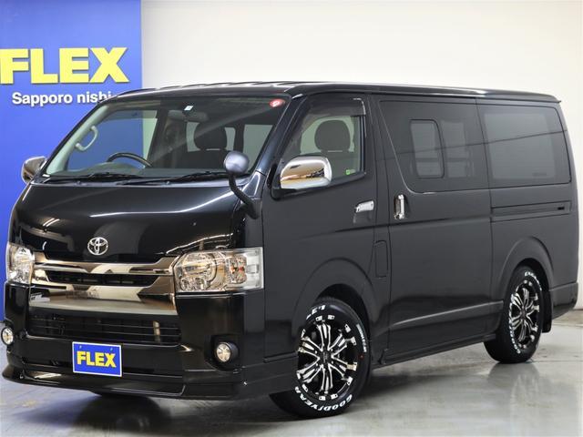 トヨタ ダークプライム 新品バトルシップ2AW 新品FLEXベッド
