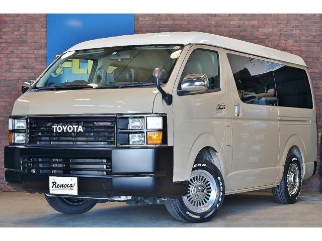 トヨタ RENOCA・コーストライン・NEWペイント・新品タイヤ