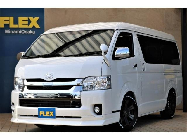 トヨタ 2.7 GL ロング ミドルルーフ FLEXCUSTOM ベ
