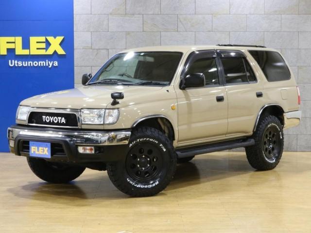 2.7 SSR-X 4WD US仕様 背面タイヤ付き