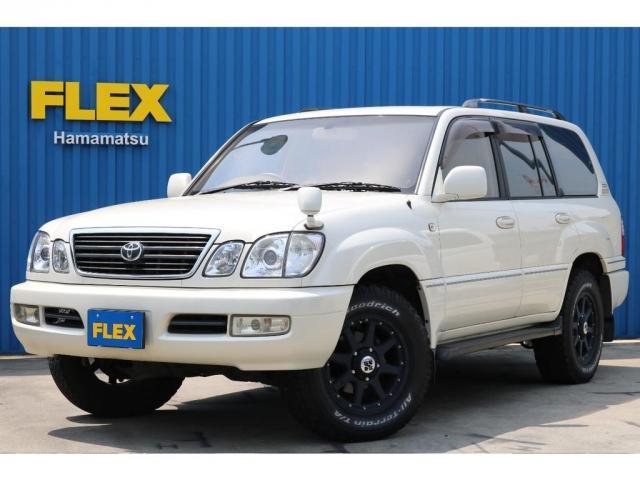 トヨタ 4.7 4WD 7万kmエクストリームJ18AW BFタイヤ
