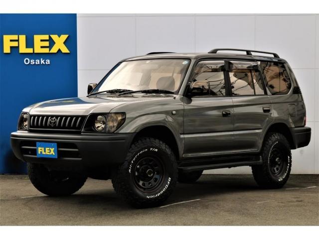 トヨタ 3.4 TX 4WD ナロー換装