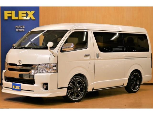 トヨタ 2.7 GL ロング 4WD FASP Ver2内装架装