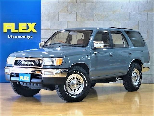 2.7 SSR-X 4WD US仕様 新品タイヤ&AW
