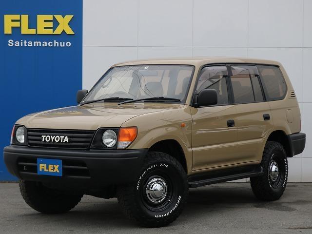 トヨタ 3.0 TX ディーゼルターボ 4WD
