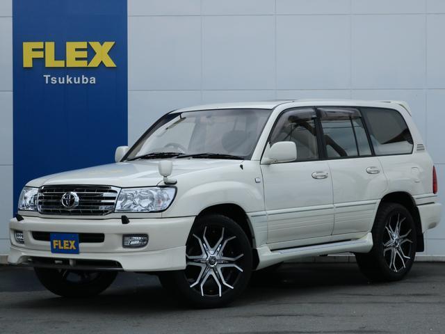 トヨタ ランドクルーザー100 4.2 VXリミテッド ディーゼルターボ 4WD 4.2 V