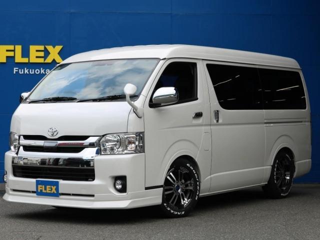 トヨタ 2.7 GL Ver1 アルパインフローティング11BIGX