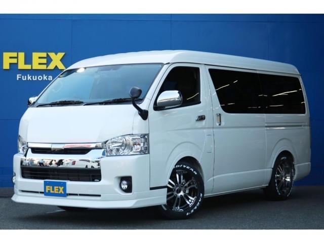 トヨタ 2.7 GL ロング ミドルルーフ 【FLEX CUSTOM