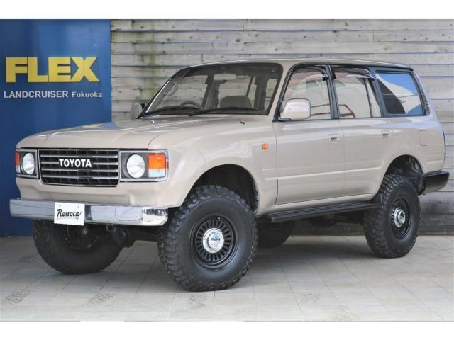トヨタ ランドクルーザー80 4.2 VXリミテッド ディーゼルターボ 4WD 最終型