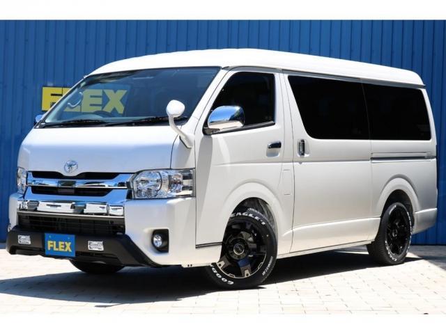 トヨタ 2.7 GL ロング ミドル TSS付 シートアレンジR1