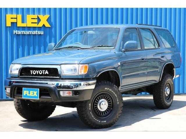 トヨタ 2.7 SSR-X Vセレクション 4WD アルルブルー