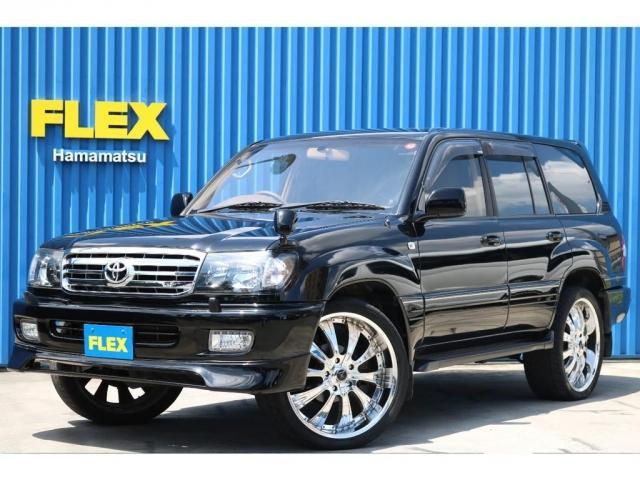 4.7 VXリミテッド 4WD ブラックオールP 走行8万k