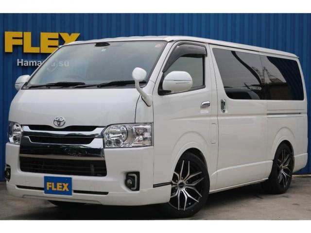 トヨタ FLEXオリジナル内装架装Ver4 ベットキット仕様