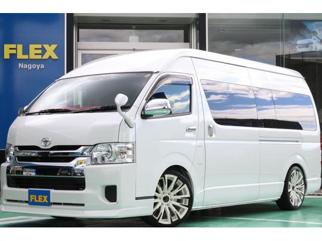 トヨタ 2.7 グランドキャビン3インチローダウンシートカバー付