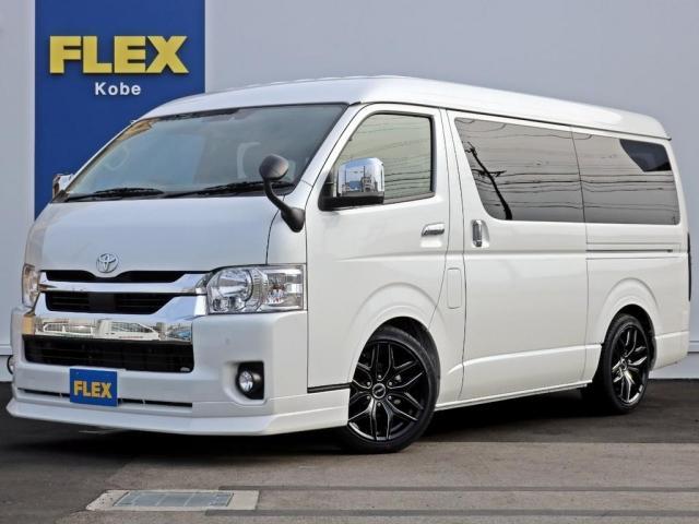 トヨタ 2.7 GL ロング ミドルルーフ FLEXオリジナルVer