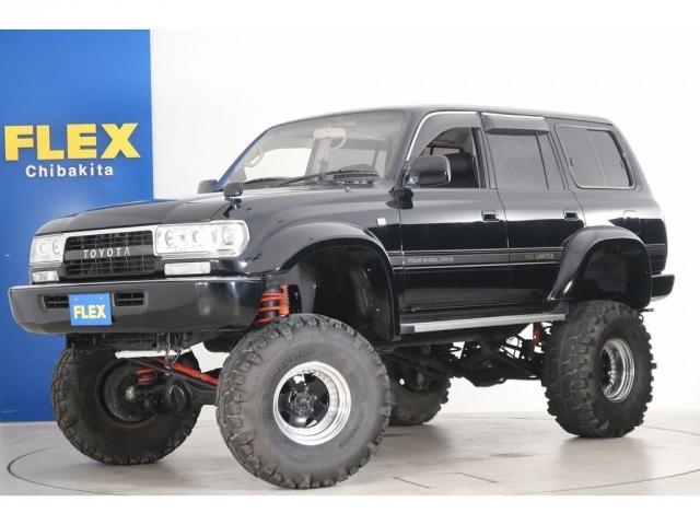 4.5 VXリミテッド 4WD