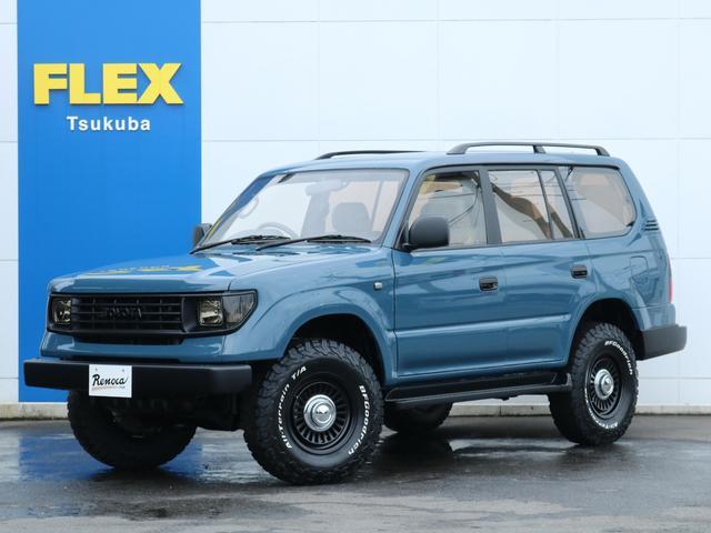 トヨタ ランドクルーザープラド 2.7 TX リミテッド 4WD アメリカンクラシック アル