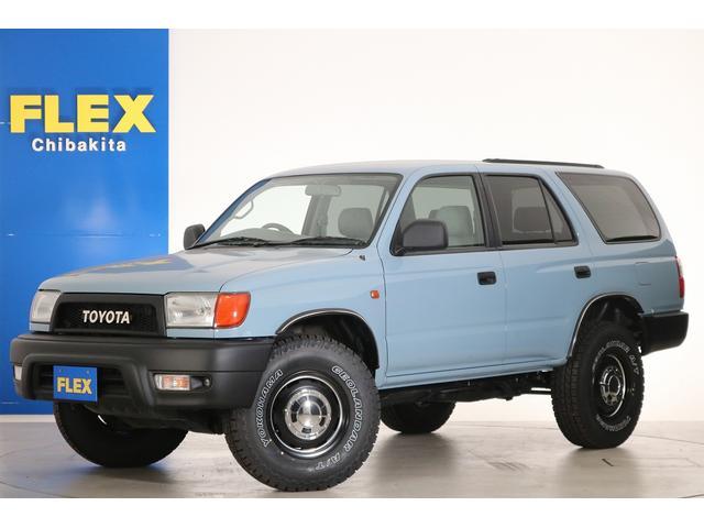 トヨタ 2.7 SSR-X 4WD