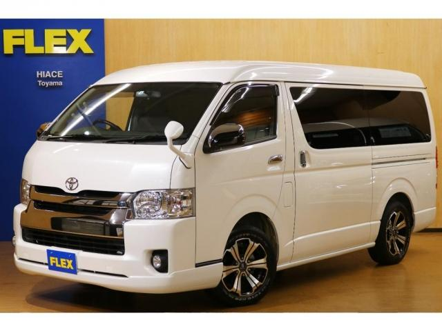 トヨタ GL 個人様用車いす移動車 フィオレラ製リフト