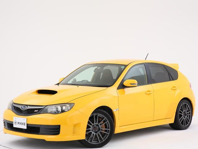 スバル WRX STi スペックC ワンオーナー/ユーザー様買取り車両/360度画像