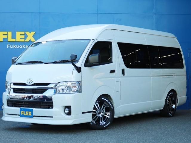 トヨタ ロングDX GLパッケージ 特設パールホワイト