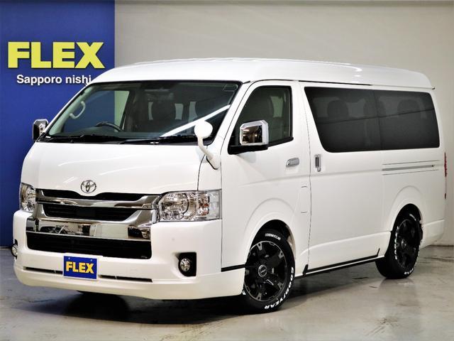 トヨタ GL FLEX Ver1内装 ナビ フリップ