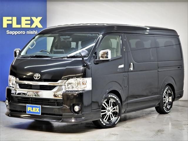トヨタ GL FLEX Ver1内装 BIG-Xナビ
