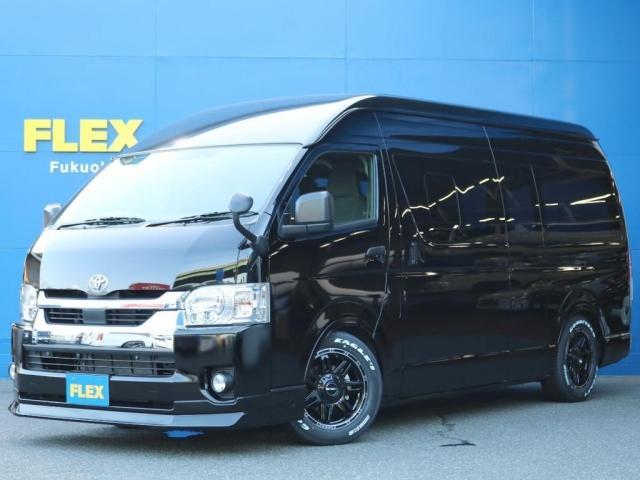 トヨタ DX ワイド スーパーロング GLパッケージ 特設ブラック
