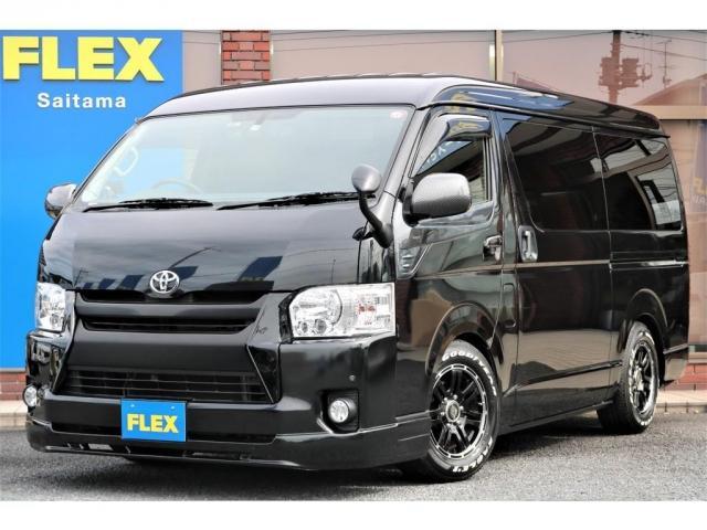 トヨタ GL FLEXVer2内装架装ワンオーナー