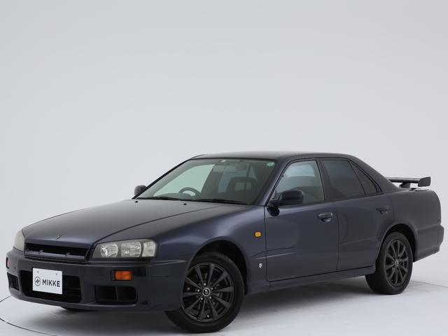 日産 スカイライン GT ユーザー様買取車両