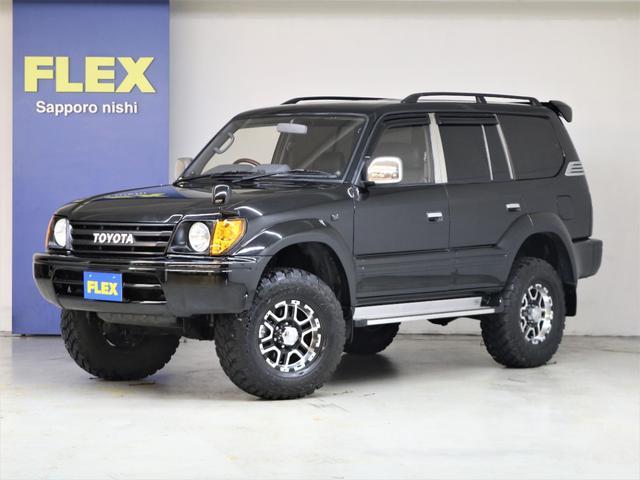 トヨタ TX ディーゼルターボ 全塗装ブラック 2インチリフトUP LEDイカリングヘッドライト LEDテールランプ サイバーナビ ETC 新品シートカバー 新品フロアマット 新品ウッドコンビハンドル 本州仕入れ車