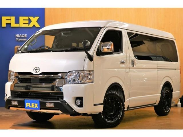 トヨタ GL 【新車/Ver1】 車中泊内装架装アゲ系