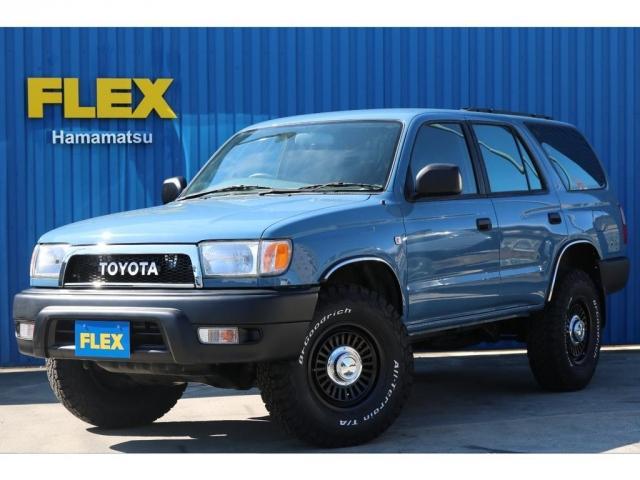 トヨタ SSR-X Vセレクション スモーキーブルーオールP