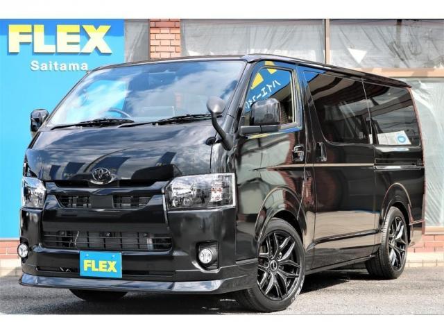 トヨタ スーパーGL ダークプライムII 新型BLACKコンプリートシリーズ 2WDガソリン