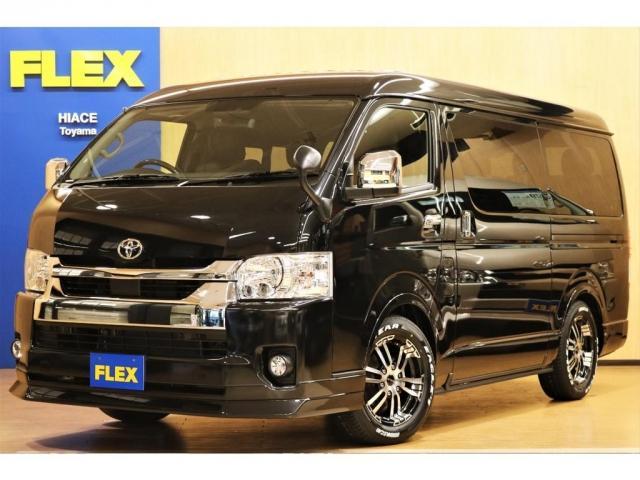 トヨタ GL FLEXオリジナル内装架装Ver1