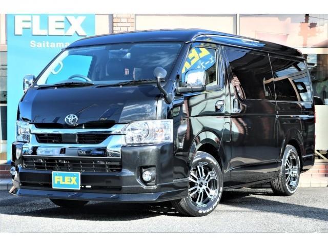 トヨタ  新型フレックスVer1内装アレンジ ライトカスタムコンプリート