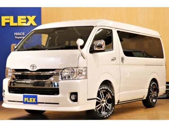 トヨタ GL FLEXオリジナル内装架装Ver1.5