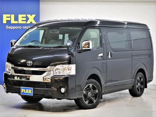 トヨタ GL FLEX Ver1 ナビ フリップダウンモニター