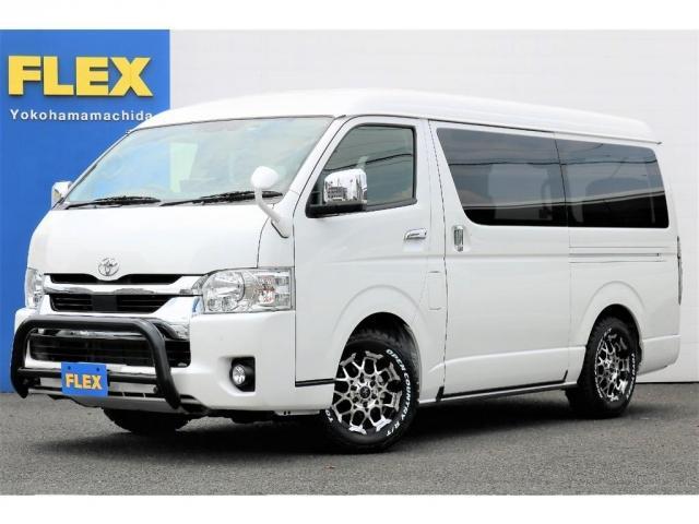 トヨタ GL PVM付 アクティブナビPKG カスタム済