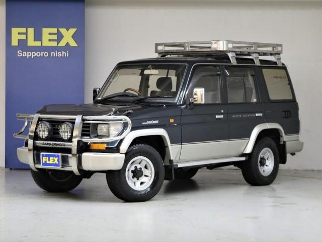 トヨタ  EXワイド アクティブバケーションII ワンオーナー 車庫保管 オリジナル仕様 ベッドキット 寒冷地仕様