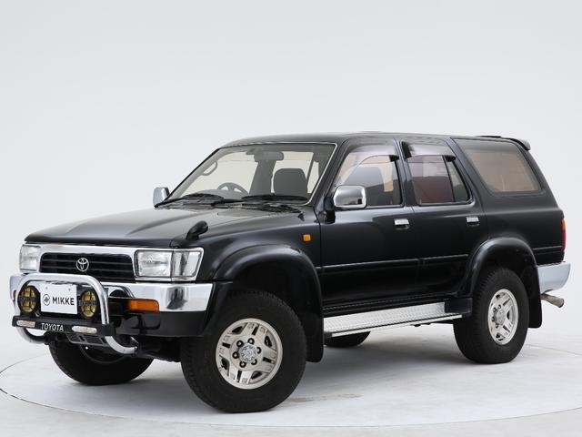 トヨタ SSR-X ワイド 最終型/サンルーフ/ディーゼルターボ