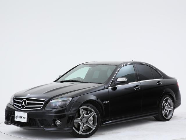 メルセデス・ベンツ Cクラス C63 AMG サンルーフ/ユーザー様買取車両