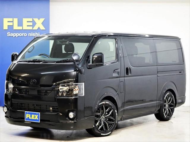 トヨタ スーパーGL ダークプライムII ロングボディ BlackEdition BIG-X Delf01-18in