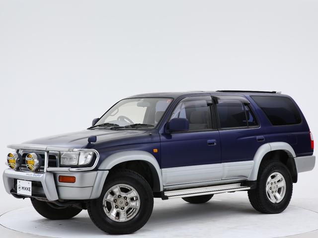 トヨタ ハイラックスサーフ SSR-X ワイド サンルーフ/ユーザー様買取車両