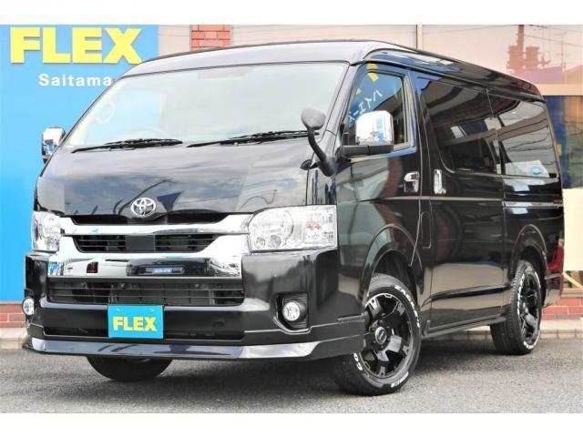 トヨタ GL 4WDガソリン FLEXオリジナル内装Ver1アレンジ施工 内外装コンプリートカスタム