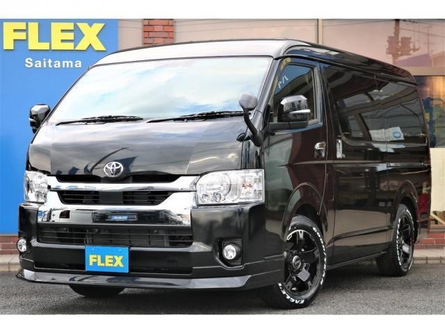 トヨタ  2WDガソリン FLEXオリジナル内装Ver1.5アレンジ施工 ドアミラーウインカー搭載 カスタムコンプリート